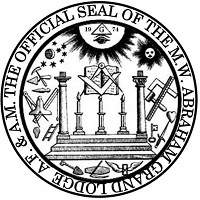 Seal of Abraham Grand Lodge of Texas
